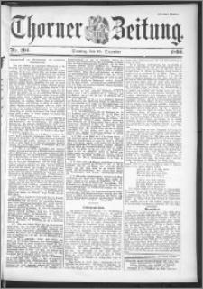 Thorner Zeitung 1895, Nr. 294 Drittes Blatt