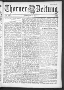 Thorner Zeitung 1895, Nr. 295 Zweites Blatt