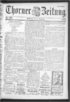 Thorner Zeitung 1895, Nr. 296 Zweites Blatt