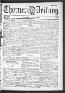 Thorner Zeitung 1895, Nr. 297 Zweites Blatt