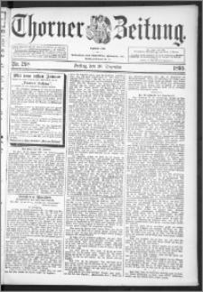 Thorner Zeitung 1895, Nr. 298