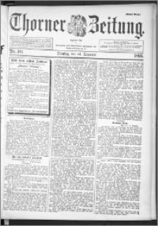 Thorner Zeitung 1895, Nr. 301 Erstes Blatt
