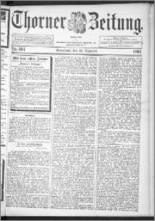 Thorner Zeitung 1895, Nr. 303