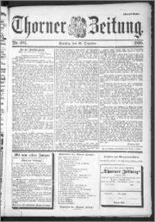 Thorner Zeitung 1895, Nr. 304 Zweites Blatt