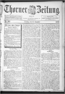 Thorner Zeitung 1895, Nr. 305