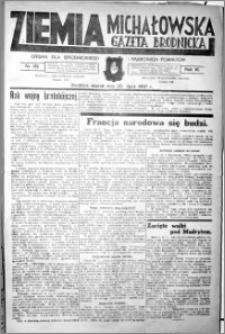 Ziemia Michałowska (Gazeta Brodnicka), R. 1937, Nr 82