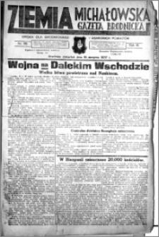Ziemia Michałowska (Gazeta Brodnicka), R. 1937, Nr 95