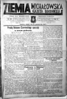 Ziemia Michałowska (Gazeta Brodnicka), R. 1937, Nr 121
