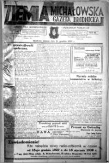 Ziemia Michałowska (Gazeta Brodnicka), R. 1937, Nr 146