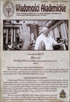 Wiadomości Akademickie 2005 nr 16