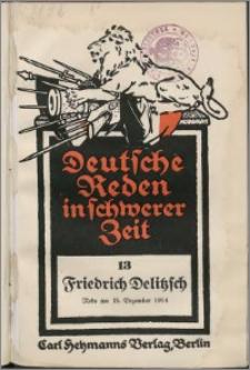 Psalmworte für die Gegenwart : Rede am 15. Dezember 1914
