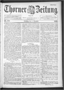 Thorner Zeitung 1895, Nr. 288 Zweites Blatt