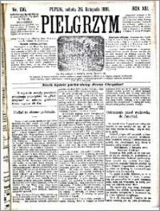 Pielgrzym, pismo religijne dla ludu 1881 nr 136