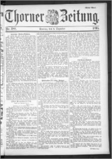 Thorner Zeitung 1895, Nr. 288 Drittes Blatt