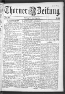 Thorner Zeitung 1895, Nr. 301 Zweites Blatt