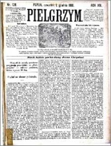 Pielgrzym, pismo religijne dla ludu 1881 nr 138
