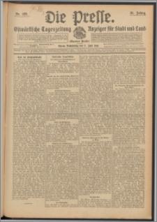 Die Presse 1913, Jg. 31, Nr. 129 Zweites Blatt, Drittes Blatt