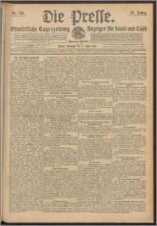 Die Presse 1913, Jg. 31, Nr. 132 Zweites Blatt, Drittes Blatt, Viertes Blatt, Fünftes Blatt