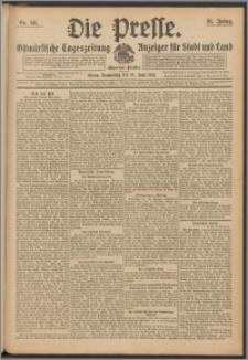 Die Presse 1913, Jg. 31, Nr. 141 Zweites Blatt, Drittes Blatt
