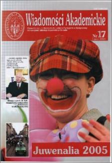 Wiadomości Akademickie 2005 nr 17