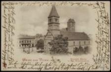 Toruń - Rynek Nowomiejski - Gruss aus Thorn. Neustädt. Kirche u. Kgl. Gouvernement