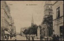 Toruń - Rynek Nowomiejski