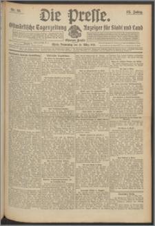 Die Presse 1914, Jg. 32, Nr. 66 Zweites Blatt, Drittes Blatt