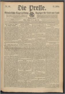 Die Presse 1914, Jg. 32, Nr. 143 Zweites Blatt, Drittes Blatt, Viertes Blatt, Fünftes Blatt