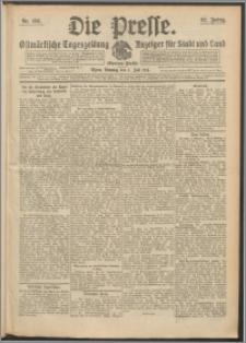 Die Presse 1914, Jg. 32, Nr. 156 Zweites Blatt, Drittes Blatt