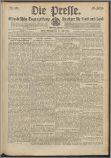 Die Presse 1914, Jg. 32, Nr. 169 Zweites Blatt, Drittes Blatt