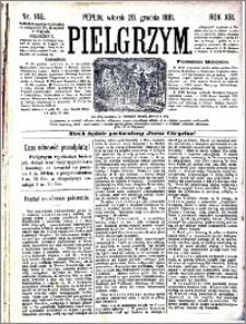Pielgrzym, pismo religijne dla ludu 1881 nr 146