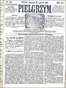 Pielgrzym, pismo religijne dla ludu 1881 nr 147