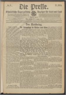 Die Presse 1915, Jg. 33, Nr. 6 Zweites Blatt