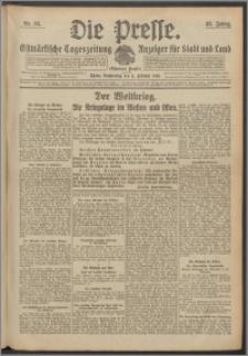 Die Presse 1915, Jg. 33, Nr. 35 Zweites Blatt