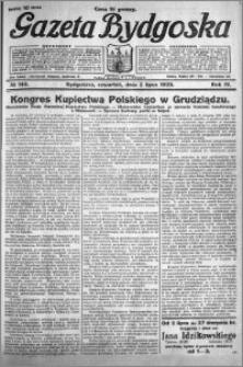 Gazeta Bydgoska 1925.07.02 R.4 nr 149