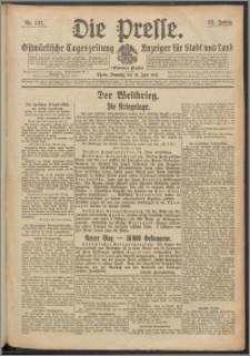 Die Presse 1915, Jg. 33, Nr. 137 Zweites Blatt, Drittes Blatt