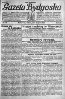 Gazeta Bydgoska 1925.07.04 R.4 nr 151