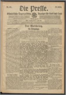 Die Presse 1915, Jg. 33, Nr. 148 Zweites Blatt, Drittes Blatt, Viertes Blatt