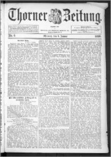 Thorner Zeitung 1896, Nr. 6