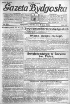 Gazeta Bydgoska 1925.07.07 R.4 nr 153