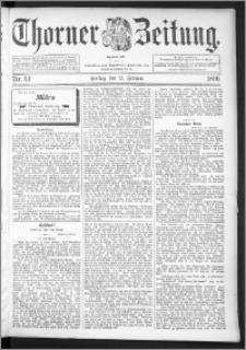 Thorner Zeitung 1896, Nr. 44