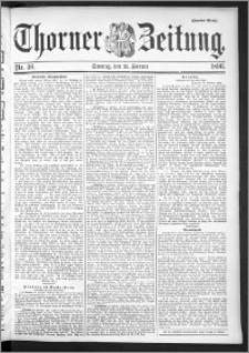 Thorner Zeitung 1896, Nr. 46 Zweites Blatt