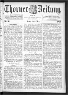 Thorner Zeitung 1896, Nr. 56