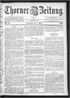 Thorner Zeitung 1896, Nr. 63