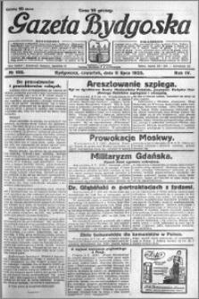 Gazeta Bydgoska 1925.07.09 R.4 nr 155