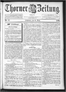 Thorner Zeitung 1896, Nr. 75