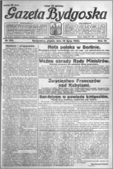 Gazeta Bydgoska 1925.07.10 R.4 nr 156