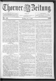 Thorner Zeitung 1896, Nr. 130