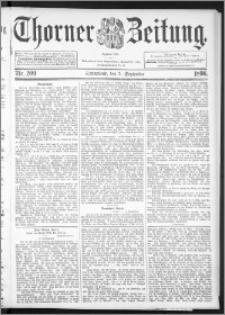 Thorner Zeitung 1896, Nr. 209