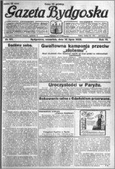 Gazeta Bydgoska 1925.07.16 R.4 nr 161
